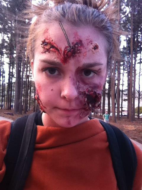 Emily Bloody
